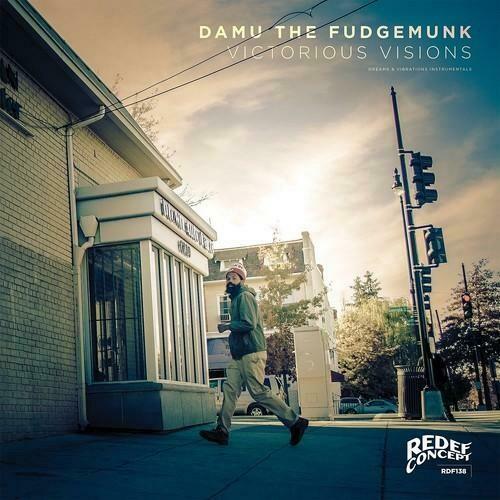 "Damu The Fudgemunk ""Victorious Visions: Dreams & Vibrations Instrumentals"""