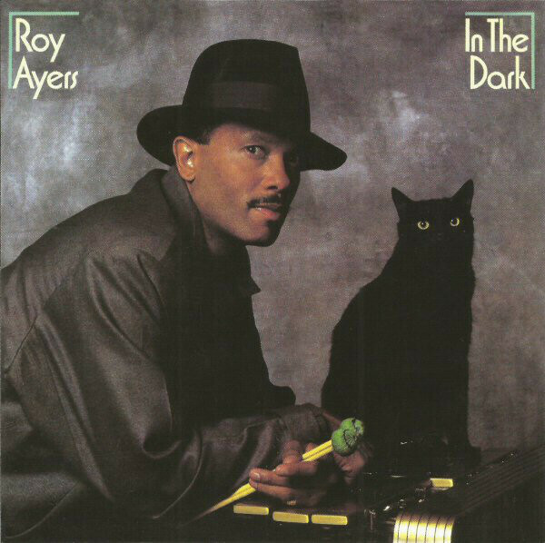 """Roy Ayers """"In The Dark"""" NM 1984"""