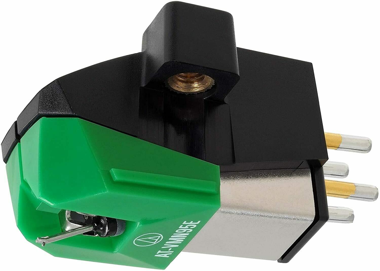 "Audio-Technica ""AT-VM95E Dual Moving Magnet Cartridge"""