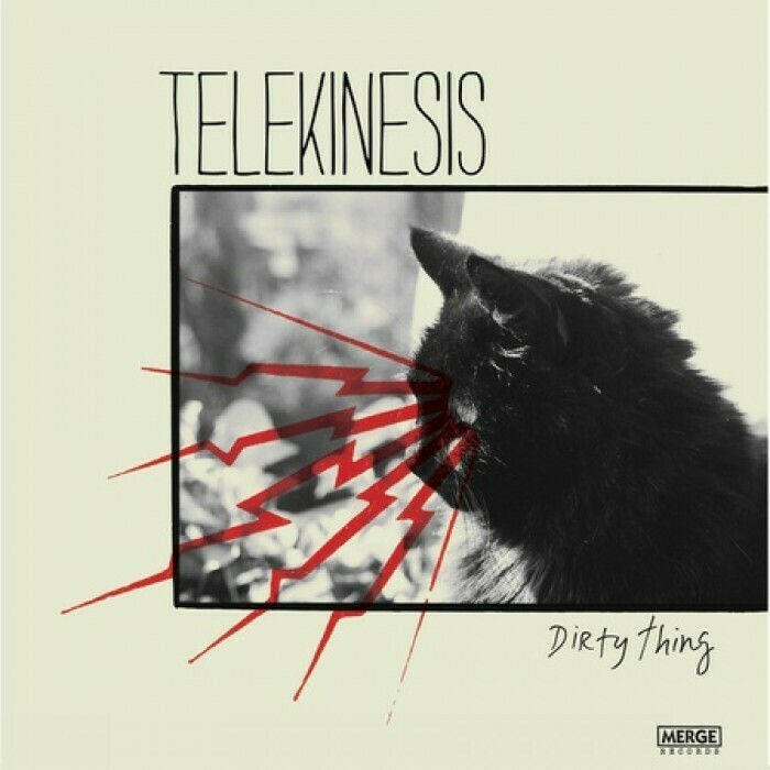 "Telekinesis ""Dirty Thing"" NM 2010"