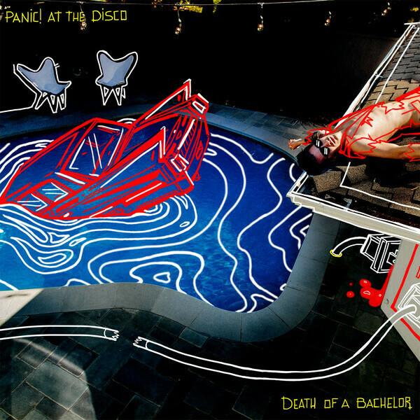 "Panic At The Disco ""Death Of A Bachelor"""