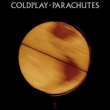 "Coldplay ""Parachutes"" *CD* 2000"