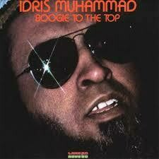 """Idris Muhammad """"Boogie To The Top"""" EX+ 1978"""