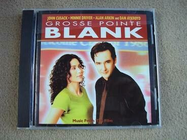 "Various ""Grosse Pointe Blank Soundtrack"" *CD* 1997"