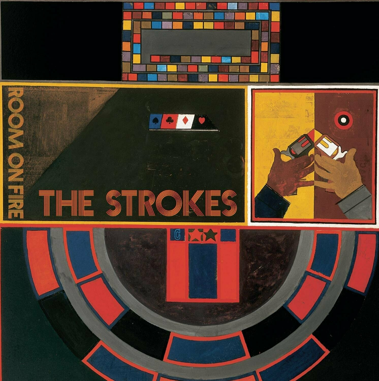 """The Strokes """"Room On Fire"""""""