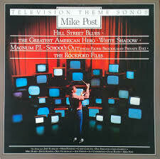 "Post, Mike ""Television Theme Songs"" EX+ 1982"