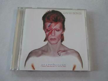 "David Bowie ""Aladdin Sane"" *CD* 1999"