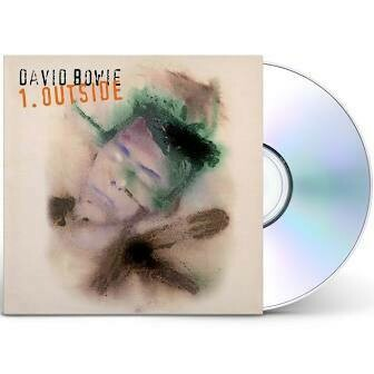 "David Bowie ""1. Outside"" *CD* 1995"