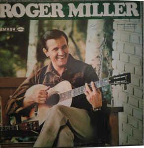 "Roger Miller ""Roger Miller"" VG+ 1969"