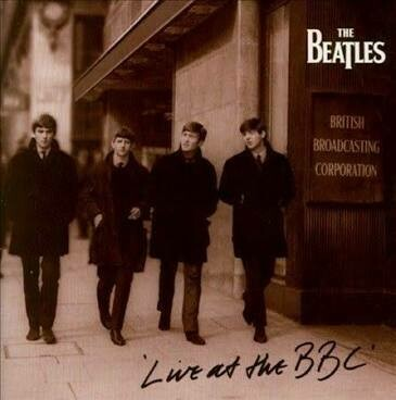 """The Beatles """"Live At The BBC"""" *CD* 1994"""