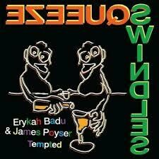 "{eBay} Erykah Badu & JAMES POYSER ""TEMPTED"" *45* {RSD 2019}"