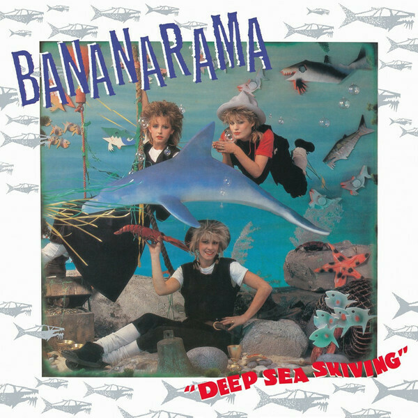 "Bananarama ""Deep Sea Skiving"" VG+ 1983"