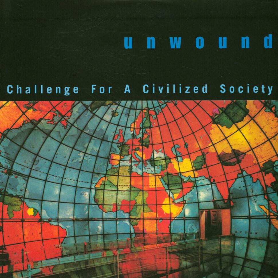 "Unwound ""Challenge For A Civilized Society"" NM- 1998"