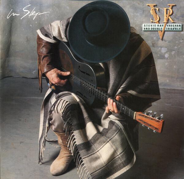 """Stevie Ray Vaughan """"In Step"""""""