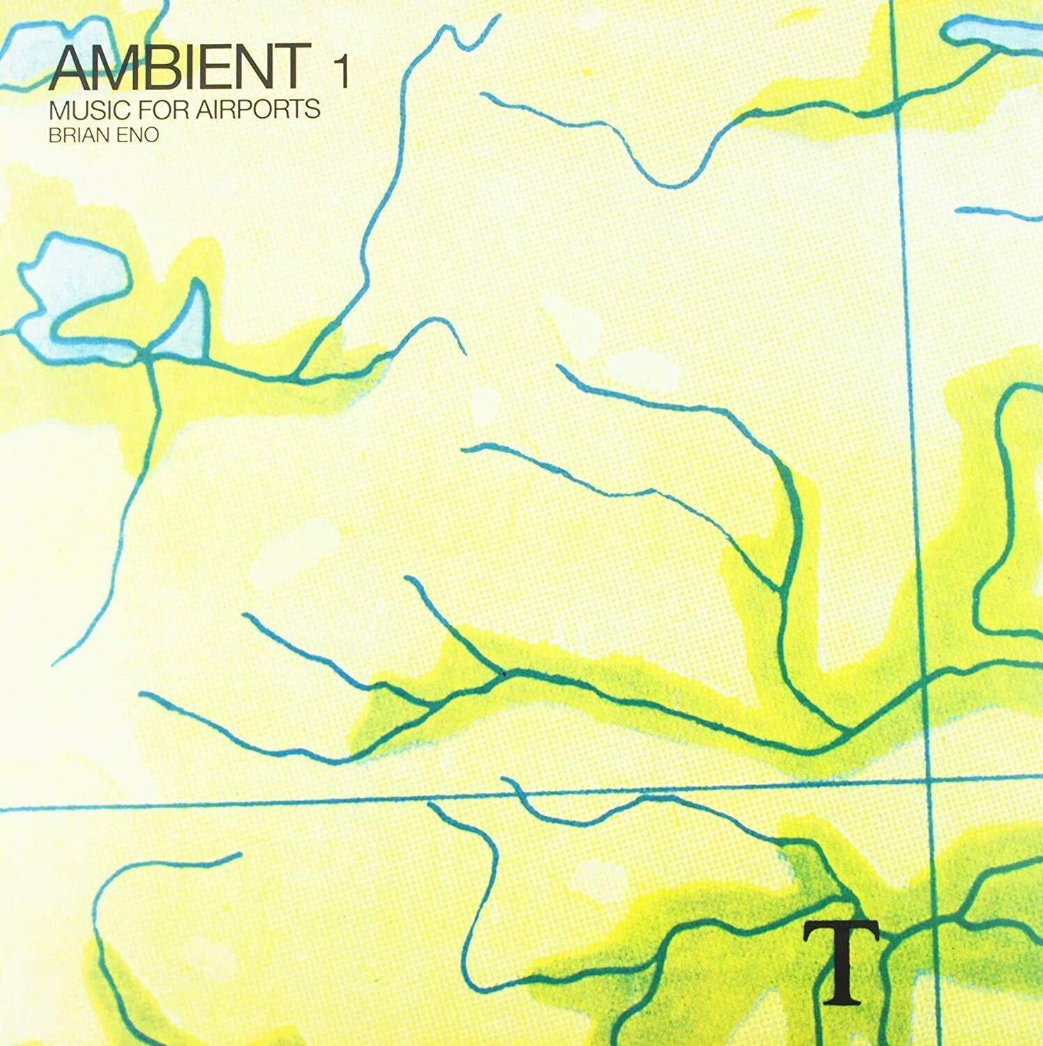 "Brian Eno ""Ambient 1 (Music For Airports)"""