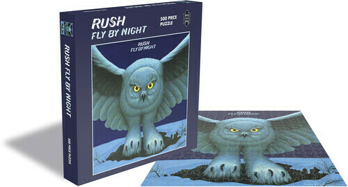 "Rush ""Fly By Night"" *PUZZLE*"