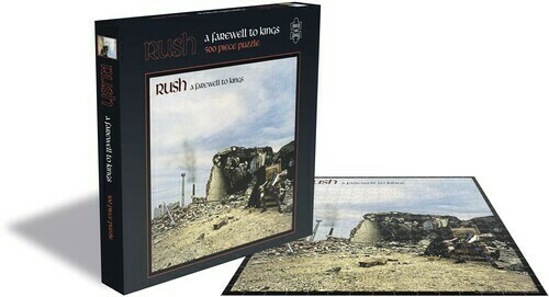 "Rush ""A Farewell To Kings"" *PUZZLE*"