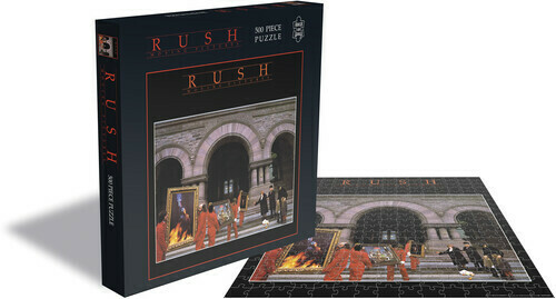 """Rush """"Moving Pictures"""" *PUZZLE*"""