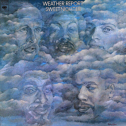 "Weather Report ""Sweetnighter"" VG+ 1973 *SW/DNAP*"