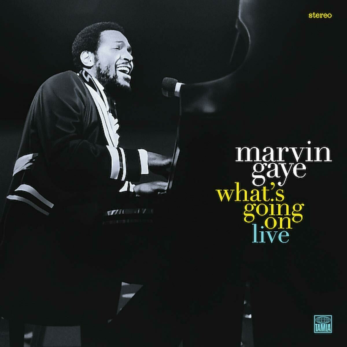 """Marvin Gaye """"What's Going On Live"""""""