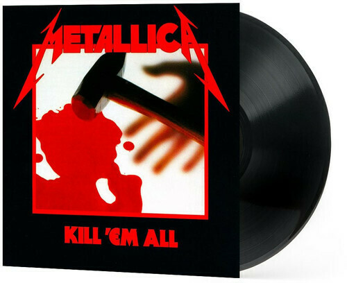 "Metallica ""Kill 'Em All"" EX+ 1983"