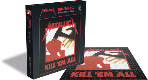 "Metallica ""Kill 'Em All"" *PUZZLE*"