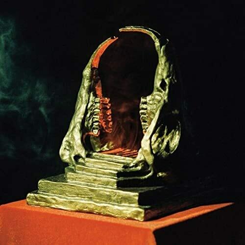 "King Gizzard & The Lizard Wizard ""Infest The Rats' Nest"" *Martian Edition!* {Orange/Black Galaxy Vinyl!}"