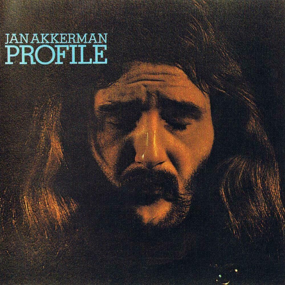 """Akkerman, Jan """"Profile"""" VG+ 1972"""