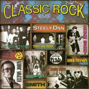 "Various ""Classic Rock Volume Two"" *SEALED* 1988"
