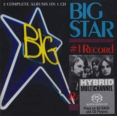"Big Star ""#1 Record / Radio City"" *CD* 2004 {SACD}"