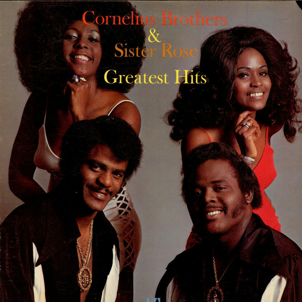"""Cornelius Brothers & Sister Rose """"Greatest Hits"""" VG+ 1976"""