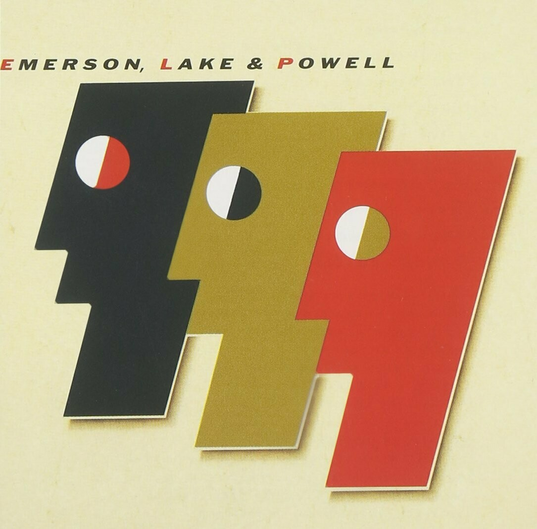 "Emerson, Lake & Powell ""Emerson, Lake & Powell"" NM 1986 *SW/DNAP*"