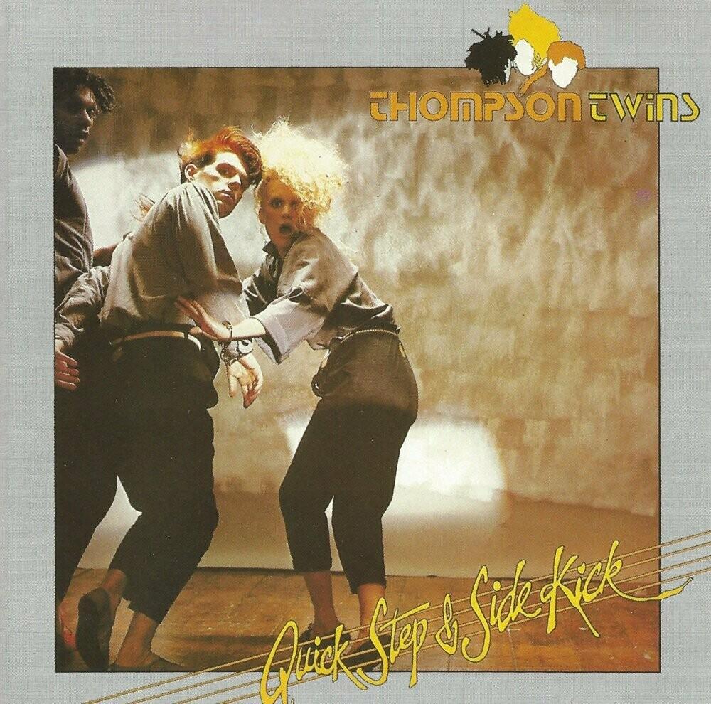"""Thompson Twins """"Side Kicks"""" NM- 1983"""