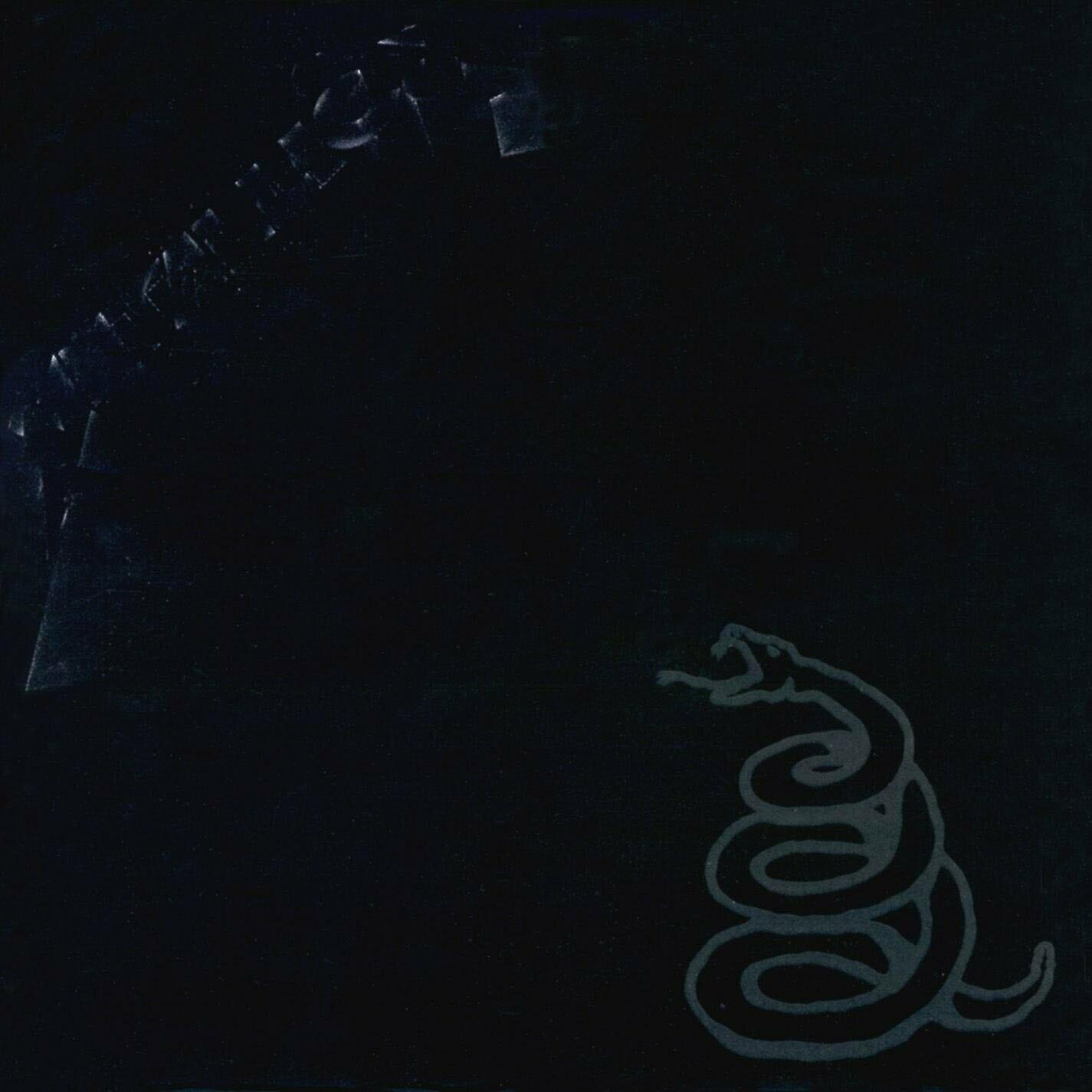 "Metallica ""Metallica"" *CD* 1991"