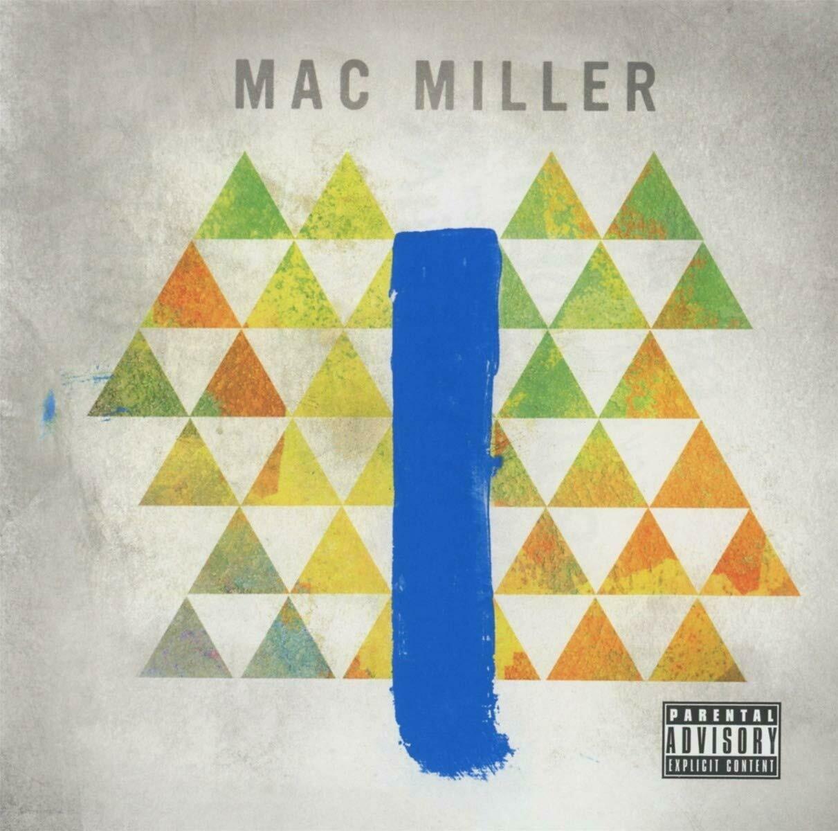 """Mac Miller """"Blue Slide Park"""" NM 2012 {2xLPs!}"""