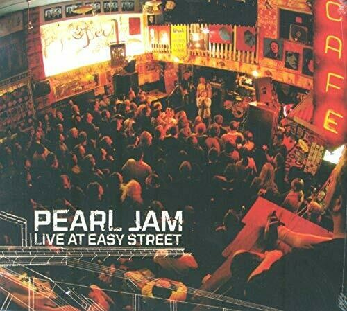 "Pearl Jam ""Live At Easy Street"""
