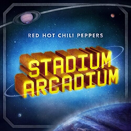 "Red Hot Chili Peppers ""Stadium Arcadium"""