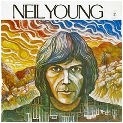 """Neil Young """"Neil Young"""" EX+ 1968/re.1970"""