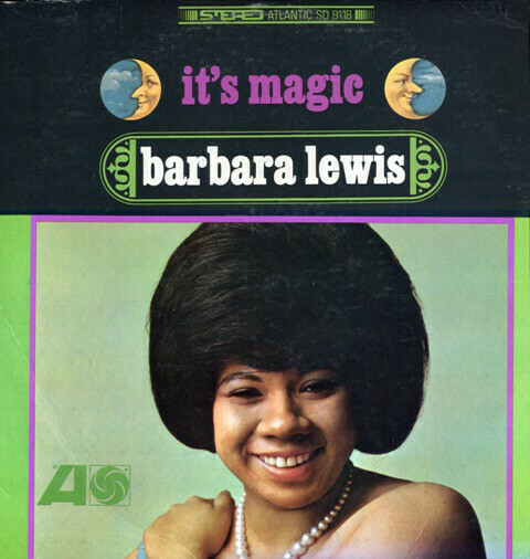 "Barbara Lewis ""It's Magic"" VG- 1966 *MONO*"