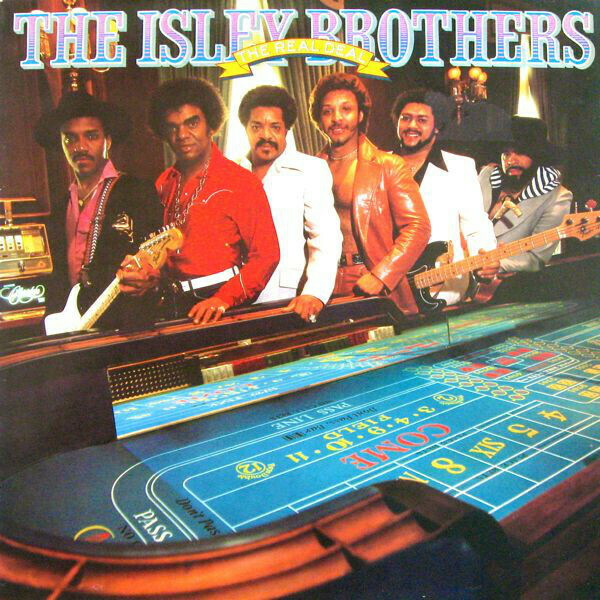 "The Isley Brothers ""The Real Deal"" EX+ 1982"
