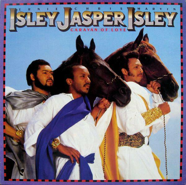 "Isley Jasper Isley ""Caravan Of Love"" NM- 1985"