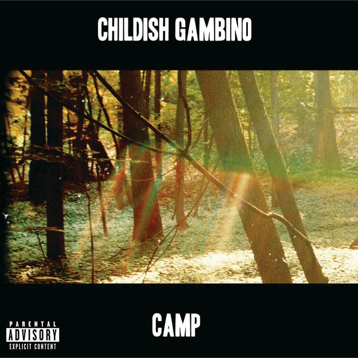 """Childish Gambino """"Camp"""" {2xLPs!}"""