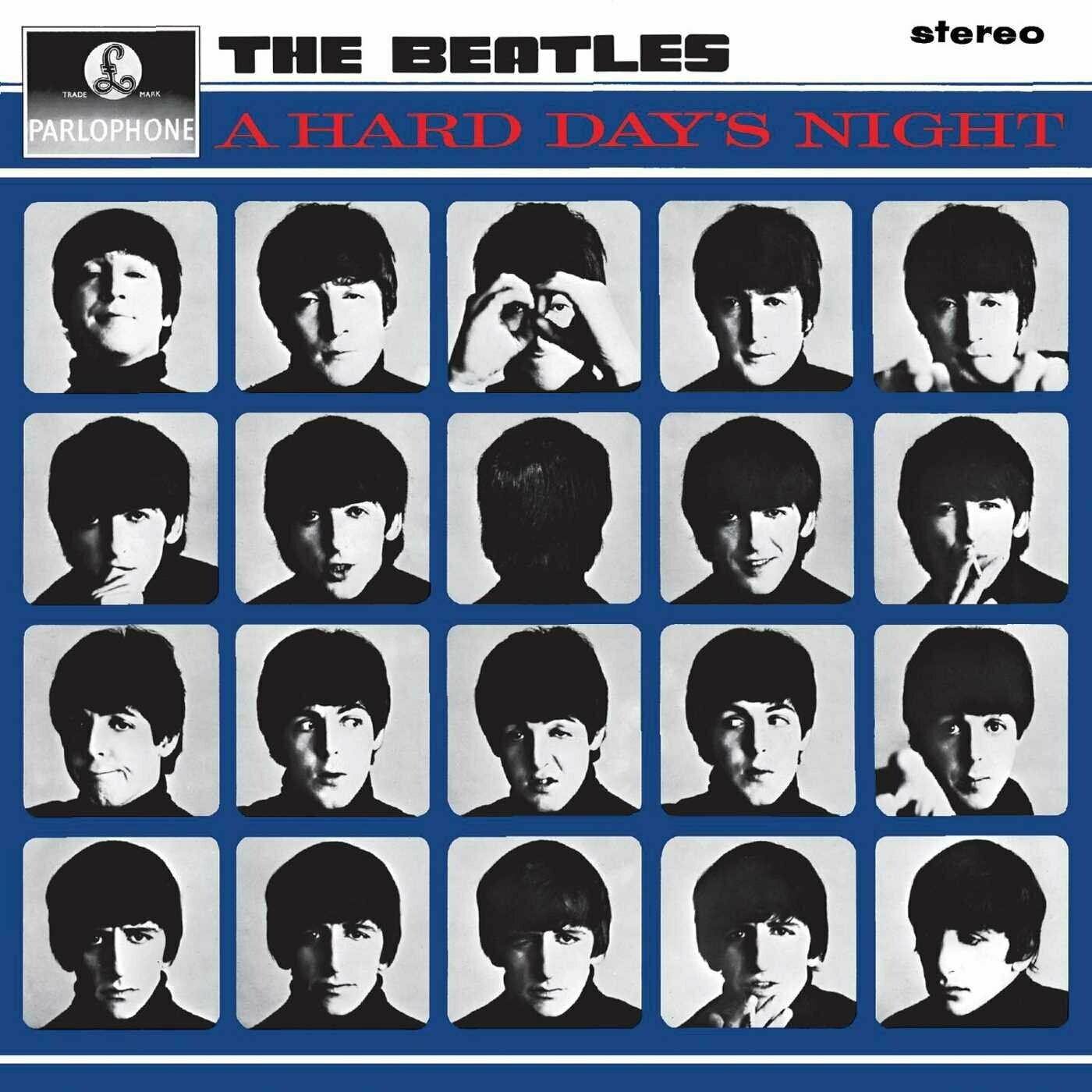 """The Beatles """"A Hard Day's Night"""" *STEREO*"""
