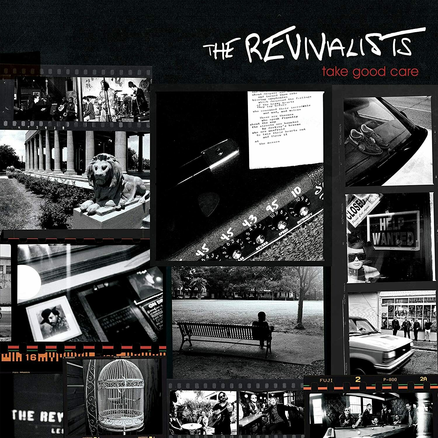 "The Revivalists ""Take Good Care"""