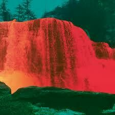 "My Morning Jacket ""Waterfall II"" Indie Exclusive - Merlot Wave"