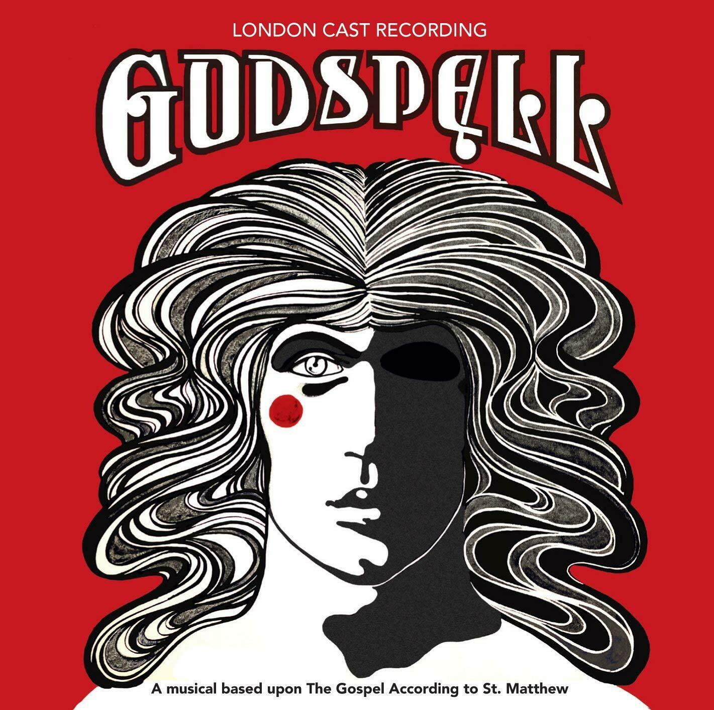 """Godspell Original Cast """"Godspell"""" EX+ 1973 [r2287181]"""