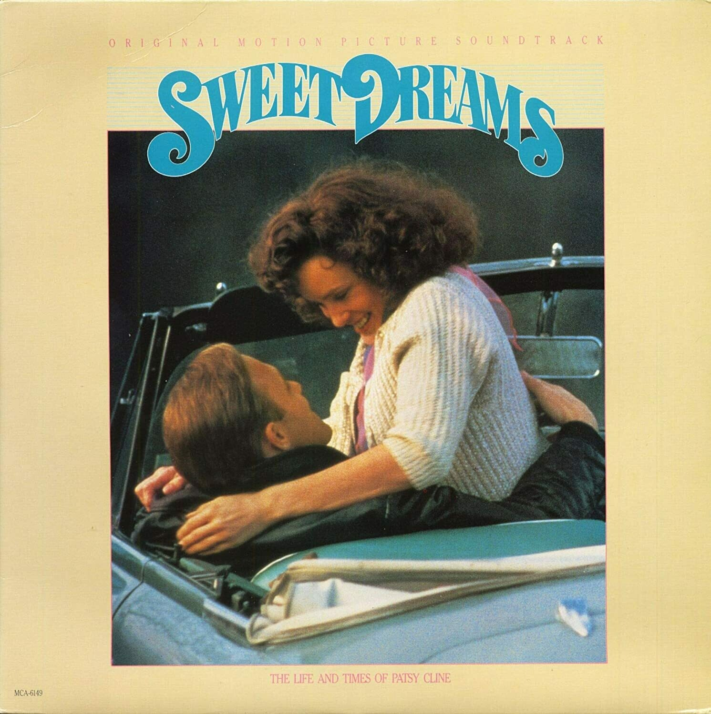 "Patsy Cline ""Sweet Dreams (OST)"""" NM 1985"