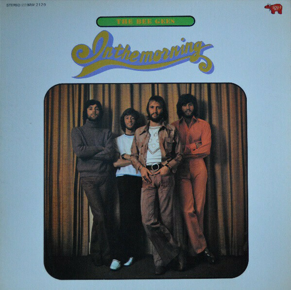 "Bee Gees ""In The Morning"" VG+ 1971 *JP press!*"