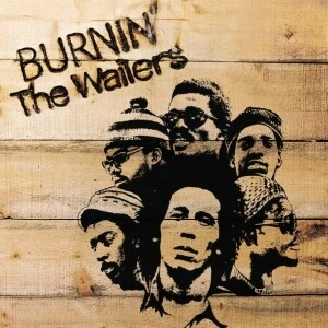 "Bob Marley & The Wailers ""Burnin'"" VG 1973/re.1978 *SW/DNAP*"