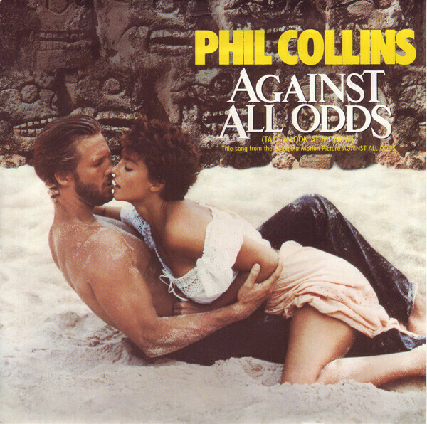 """Various """"Against All Odds (OST)"""" EX+ 1984"""
